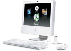 Apple iMac G5 1.6GHz Memory