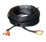 65 ft Shielded Power Video Cable
