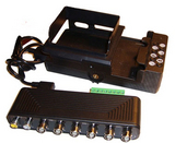 Quad slider for the DVR800 and DVR806