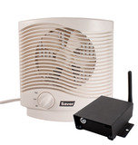 SluethGear Covert Digital Air Purifier w/ IP Receiver