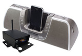 SleuthGear Covert iPod Dock Camera with IP Receiver