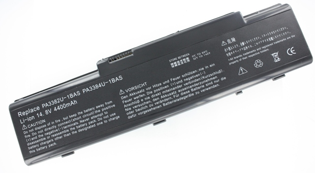 Toshiba Laptop Battery v000040240 for Satellite  A60,A65 Series