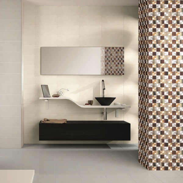 Mosaic Metal Tile