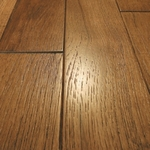 Mullican Williamsburg Plank Hickory Champagne 3""