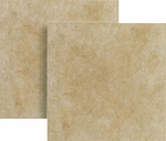 "Happy Floors Pietra Nobile Noce Natural 18"" x 18"" Matte"