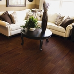 "American Florim Plantation Dark Walnut 6"" x 24"""