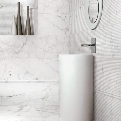 Calcatta Carrara Tile