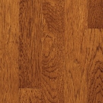 Vintage Pioneered Solid Domestic Vintage Thames Hickory 2-1/4""