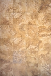 "Interceramic Travertino Royal Gold 16"" x 16"" Mosaic"