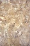 "Interceramic Travertino Royal Noce 16"" x 16"" Mosaic"