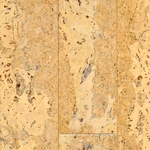 "USFloors Natural Cork New Earth 4"" x 36"" Corona Natural"