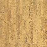 "USFloors Natural Cork New Earth 4"" x 36"" Volare Natural"