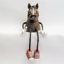 Critter Sitter Horse by Swibco