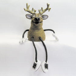 Critter Sitter Deer by Swibco