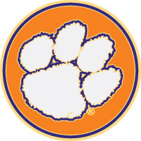 Clemson Tigers Key Finder from Finders Key Purse