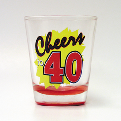 Cheers to 40