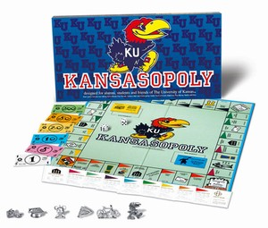 College-opoly Games