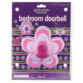 Daisy Children | Teen Bedroom Doorbell