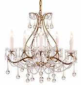 Sweet Crystal Chandelier