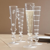 Champagne Flute Assortment - Save 10%