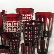 Etched Glass Tumblers - Set of 6 - Save 10%