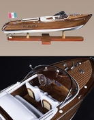 The Jaguar XK120 Speed Boat