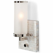 Mother of Pearl Sconce