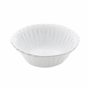 Arte Italica Bella Bianca Beaded Cereal Bowl