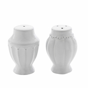 Arte Italica Bella Bianca Salt & Pepper Set