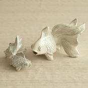 Carved Goldfish