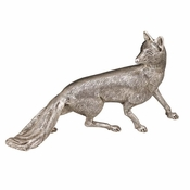 Fox Antique Silver Plated