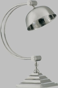 Giant Mercury Chrome Lamp