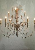 French Manoir Chandelier