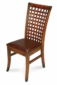 Lattice Side Chair