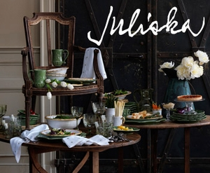 Juliska Dinnerware