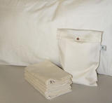 Organic Cotton Deluxe 260 TC Pillowcases