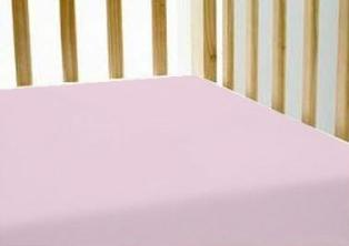 340 Thread Count Crib Fitted Sheet