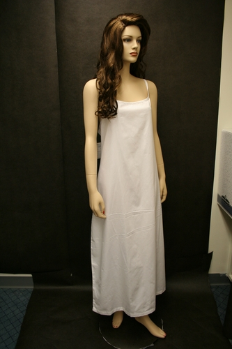 Organic Cotton Full Length Gown