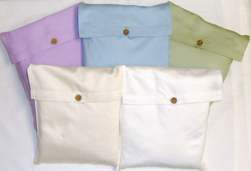 Organic Cotton Superfine 340 Thread Count Mini Co Sleeper Fitted Sheet