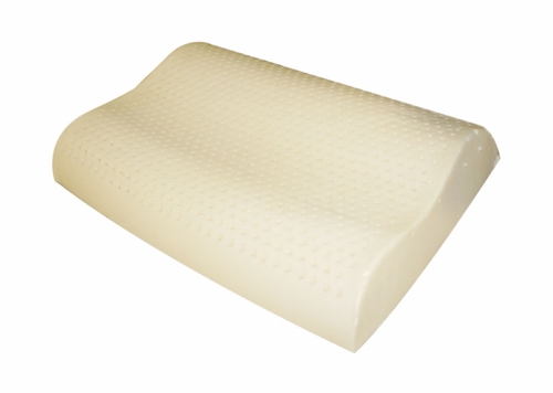 All Natural Non-Blended Organic Latex Contour Pillow