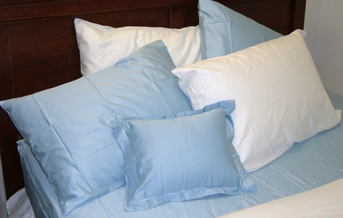 340 Thread Count Organic Pillowcase