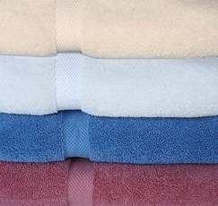 Certified Organic Cotton Bath Towel