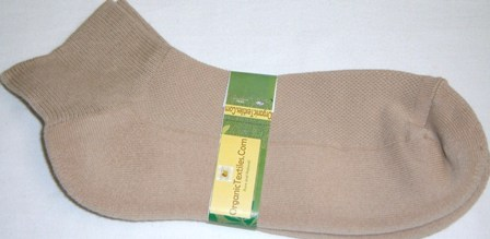 Organic Cotton Sports Sock