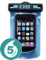 OverBoard Waterproof iPhone Case - Aqua