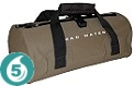 Waterproof Bike/Moto Micro Duffel Bag - Olive