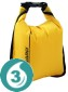5L Dry Flat Waterproof Bag - Yellow