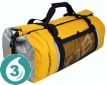 OverBoard Waterproof Duffel - 60L Yellow