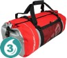 OverBoard Waterproof Duffel - 60L Red