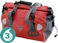 Navigator II Waterproof Duffel 41L - Red