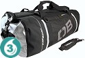 XL Deluxe Waterproof Duffel - 90L Black